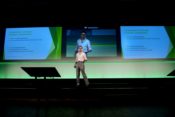 SearchLove Conference- 28th October 2014, London